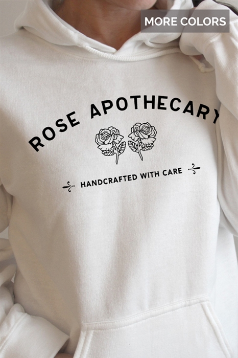 Picture of Rose Apothecary Graphic Hoodie