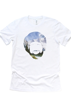Picture of Happy Trees Graphic Tee