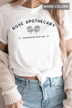 Picture of Rose Apothecary Graphic Tee