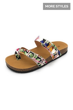 Picture of Athena Criss Cross Sandals
