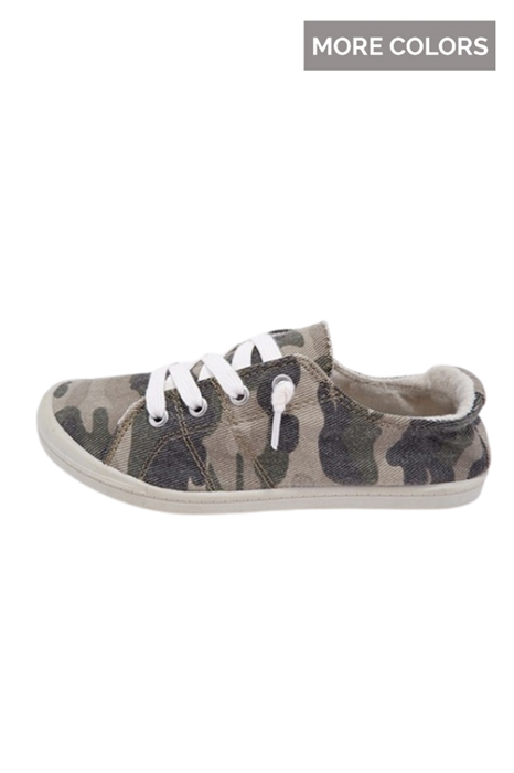 Picture of Annie Tie Up Sneakers