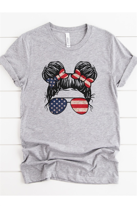 Picture of American Kiddo Graphic Tee (Toddler)