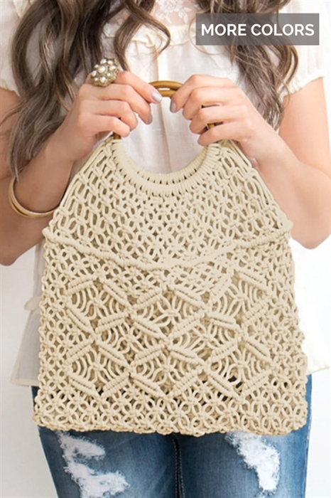 Picture of Bohemian Woven Bag