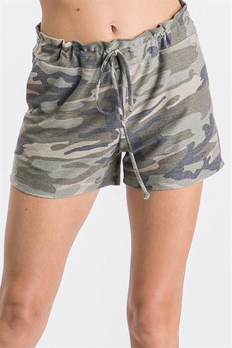 Picture of Camo Casual Shorts 🇺🇸