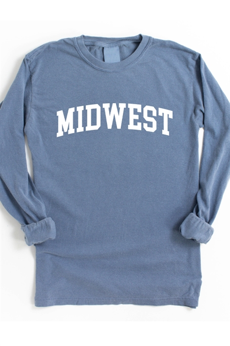 Picture of Midwest LS Graphic Tee